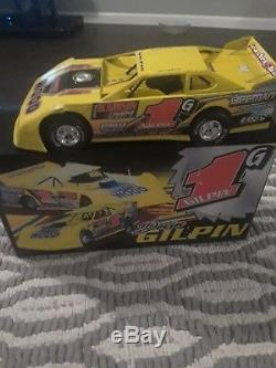 124 Dirt Late Model Devin Gilpin Diecast Car