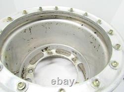 14 Bart Wide 5 Aluminum Beadlock Wheel Dirt Late Model Imca Weld Ump