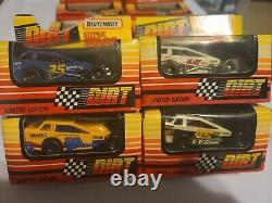 14 Different Matchbox Dirt Late Model Super Stars RARE 1/64 SCALE 1992