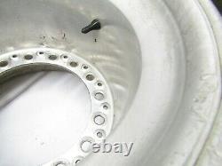 14 Weld Wide 5 Aluminum Wheel Dirt Late Model Imca Real Duralite Ump