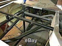 1968 Camaro vintage dirt late model street stock race car Zervakis chassis