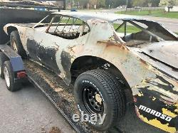 1969 Chevelle Vintage dirt Late Model Street Stock project car