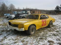 1972 Chevelle Dirt Late Model Street Stock