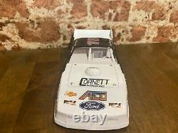 1995 Scott Bloomquist #18 124 Scale Action Dirt Late Model Diecast Car
