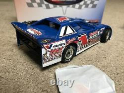 1/24 2017 ADC #1 Brandon Sheppard Dirt Late Model Rare