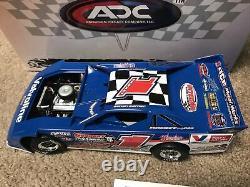 1/24 2019 ADC #1 Brandon Sheppard Dirt Late Model Rare