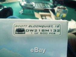 1/24 ADC 2018 #0 Scott Bloomquist DIRT LATE MODEL 600 Wins