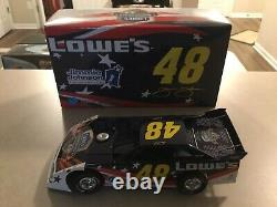 1/24 ADC #48 2011 Jimmie Johnson Lowes Summer Salute Dirt Late Model