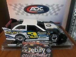 1/24 Brian Shirley Adc Dirt LATE MODEL DIECAST DIRT RACE CAR DIRT RACING