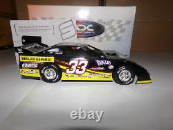 1/24 Clint Bowyer #33 Cheerios White Series Adc Late Model Dirt 2010 1 Of 350