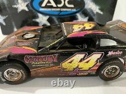 1/24 Dirt Late Model ADC RACE VERSION #44 Chris Madden #64/ 100 Produced