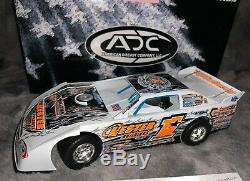 1/24 Dirt Late Model Adc Chub Frank 2008 Rare! (3716)
