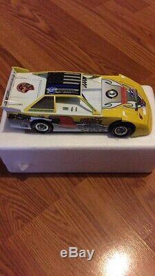 1/24 Dustin Linville Hobson Custom Dirt Late Model