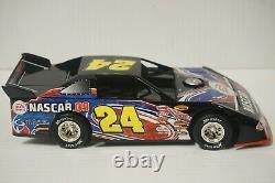 1/24 Jeff Gordon #24 Eldora PRELUDE TO THE DREAM NASCAR 09 Dirt Late Model 2008