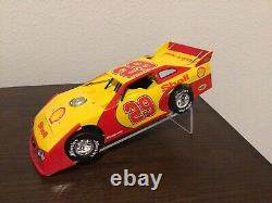 1/24 Kevin Harvick Prelude To The Dream Late model Dirt Car