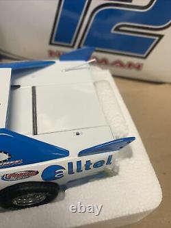 1/24 Ryan Newman Alltel Auto Prelude To The Dream Late Model Dirt Car