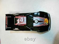 1/24 Tony Stewart #14 Bass Pro Shops ADC Late Model Dirt 2011 MIB Prelude