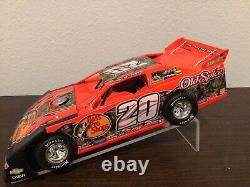 1/24 Tony Stewart Bass Pro Shops Prelude To The Dream Late Model Dirt Car