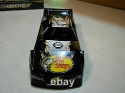 1/24 Tony Stewart Smoke #14 Bass Pro Shops ADC Late Model Dirt Rare HTF Ltd Ed