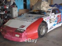 2000 GRT Late Model Race Car- Dirt Track