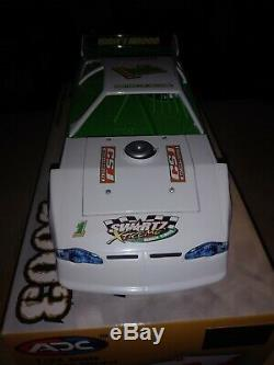 2004 1/24 ADC Charlie Swartz #1 DIRT LATE MODEL Modified car