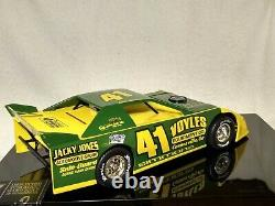 2004 Buck Simmons#41 Voyles Eq ADC Dirt Late Model 1/24 scale Limited Edition