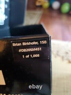 2005 Brian Birkhofer #15BADC 124 Scale Dirt Late Model RARE 1 of 1008