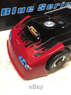 2005 Duayne Hommel H2 ADC 124 Scale Dirt Late Model RARE 1 Of 1071 Blue Series