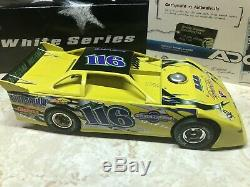 2006 Randy Weaver ADC 124 Scale Dirt Late Model RARE 1 Of 250 White Series