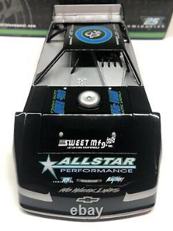 2006 Scott Bloomquist ADC 124 Scale Dirt Late Model 25 Years Of Domination Zero