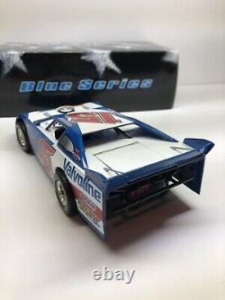 2007 ADC 124 SCALE DIRT LATE MODEL Steve Francis Valvoline #15 1 Of 500 Blue