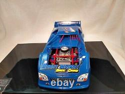 2007 Barry Wright 30th anniversary ADC White Series Dirt Late Model 1/24 scale