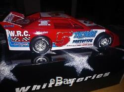 2008 1/24 ADC #5 Rodney Combs Throwback DIRT LATE MODEL Modified car