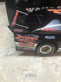 2008 ADC Don ONeal 124 Scale Dirt Late Model RARE 1 Of 350 Valvoline Free Ship