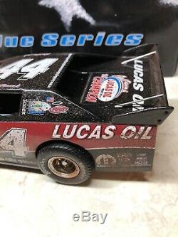 2008 Earl Pearson Jr. ADC 124 Scale Dirt Late Model RACED VERSION RARE 138/150