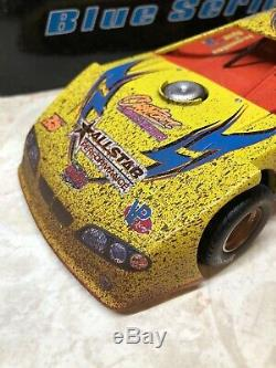 2008 Shane Clanton #25 ADC 124 Scale Dirt Late Model RACED VERSION RARE 128/150