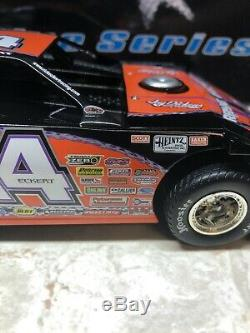 2009 ADC Rick Eckert 124 Scale Dirt Late Model RARE 1 Of 500 Free Shipping