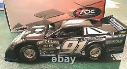 2017 ADC 1/24 DIRT LATE MODEL #91 Tyler Turbo Erb Extremely RARE s/n #24
