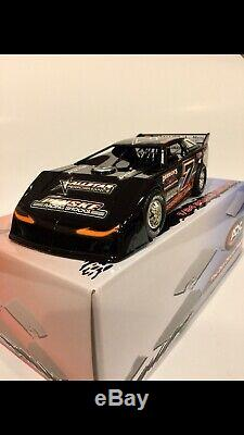 2018 ADC 1/24 Ricky Weiss Dirt Late Model Car