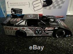 2019 ADC 1/24 DIRT LATE MODEL #0/44 CHRIS MADDEN RARE Team Bloomquist