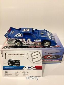2019 ADC 1/24 Josh Richards Dirt Late Model Car