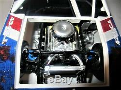 2019 Jonathan Davenport 1/24 #49 Late Model Dirt Car Brewster Baker Six Pack