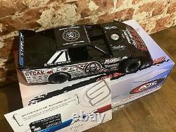 2019 Scott Bloomquist #0 124 Scale ADC Dirt Late Model Diecast Car