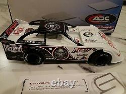 2020 ADC Scott Bloomquist Drydene White Dirt Late Model 1/24 1 of 618 DW220M280