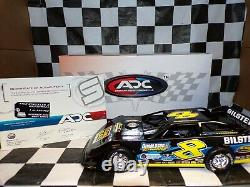 2Kyle Strickler #8 2020 Tom Cat Dirt Late Model 124 scale car ADC DW220M265 NEW