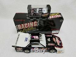 2 SCOTT BLOOMQUIST #18 1996 ACTION RCCA 1/24 & 1/64 DIRT LATE MODEL CARS adc #0