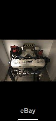 390CI All Aluminum 18 Degree Dirt Late Model Engine