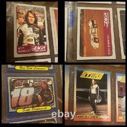 5 DIRT LATE MODEL CARD SETS Scott Bloomquist Jags Stars Trax Moran 200 cards