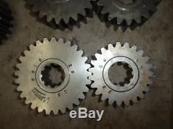 5 sets of quick change gears ump imca dirt late model sprint car scs winters