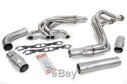 604 Header Kit Stainless Dirt Late Model DYNATECH 711-65910 Fit's Lazer, Masters